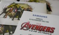 Bilety na Avengersów dostają...