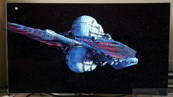 OLED LG EC930V - Avatar kosmos
