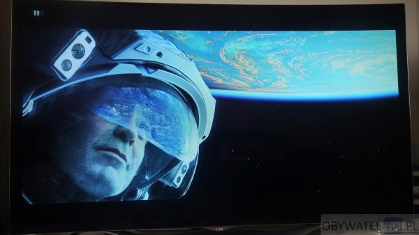 OLED LG EC930V - Grawitacja