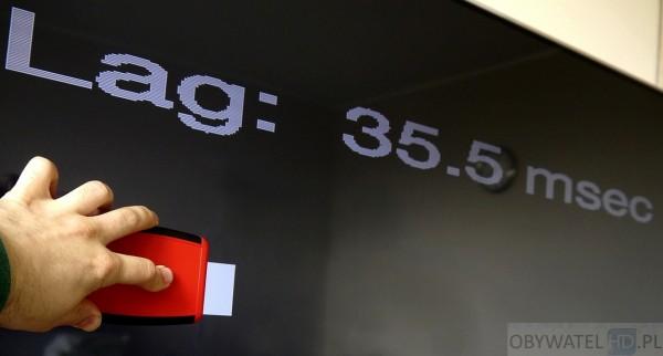 LG UF950V - gry input lag