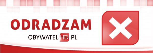 Obywatel HD - Odradzam