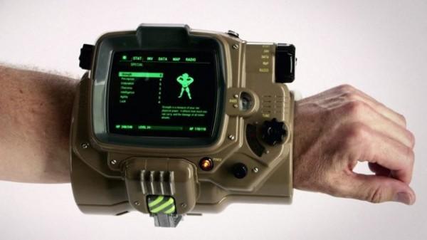 Fallout 4 prawdziwy Pip-Boy