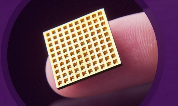 Implant microchips biotech