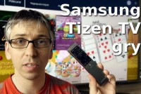 Samsung JS9000 - pilot i gry mini