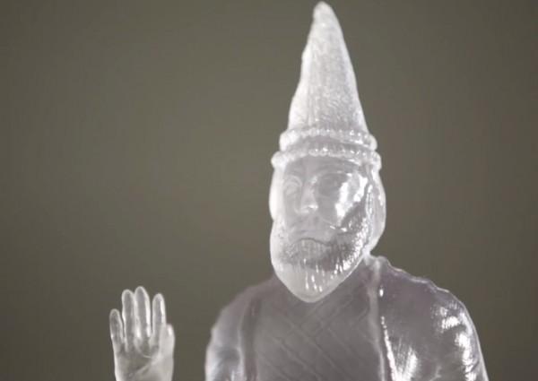 Druk 3D Morehshin Allahyari