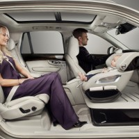Excellence Child Seat Concept 2