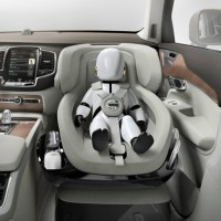 Excellence Child Seat Concept 5