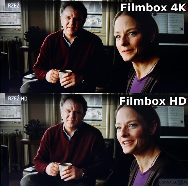 Filmbox Live - Rzeź - konwersja