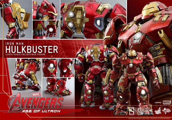 Hulbuster od Hot Toys Fot. Sideshow