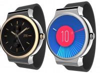 Nowe komórki i zegarek ZTE