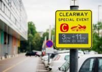 Pierwsze na świecie znaki drogowe z e-papieru