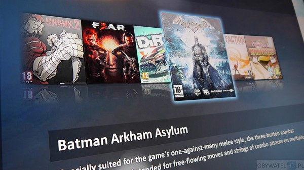 GameFly Streaming - Arkham Asylum