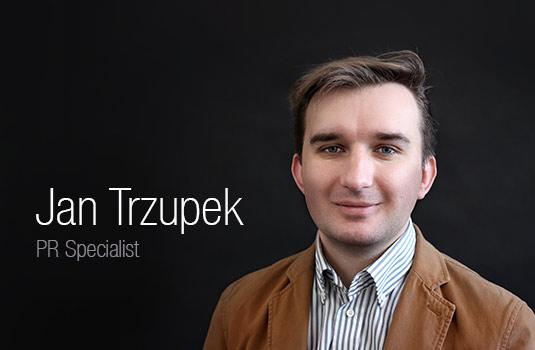 Jan Trzupek Fot. WĘC PR