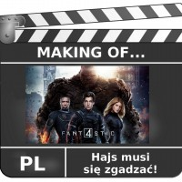 Making of... Fantastyczna Czwórka 2015. Hajs musi się zgadzać! [wideo]