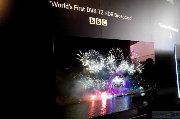 LG DVB-T2 HDR