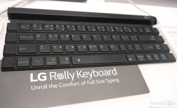 LG Rolly