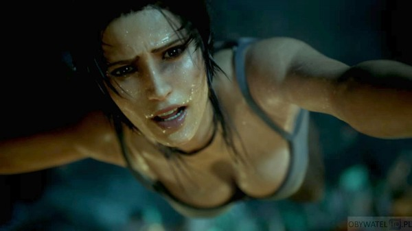 Tomb Raider UHD Lara Croft