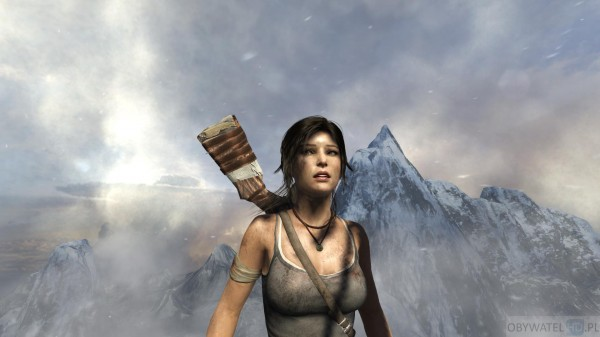 Tomb Raider góra Full HD