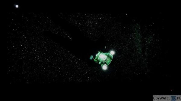 LG EG960V OLED 4K - filmy - Grawiotacja - kosmos i Sandra