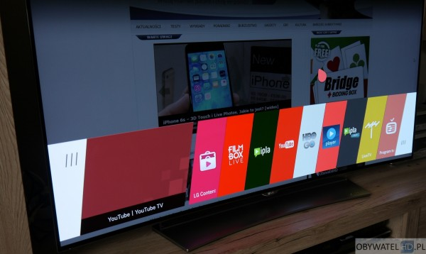 LG EG960V OLED 4K - webOS