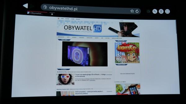 LG EG960V OLED 4K - www ObywatelHD