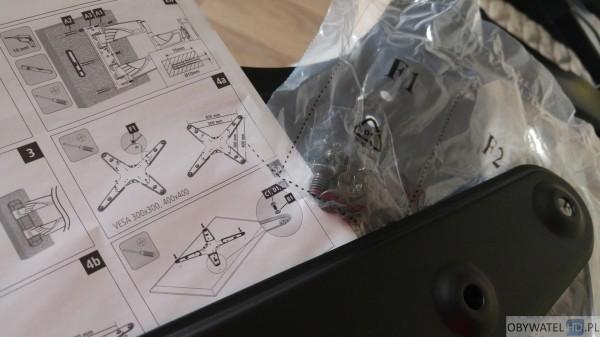 Jak wieszać telewizor 03 - instrukcja