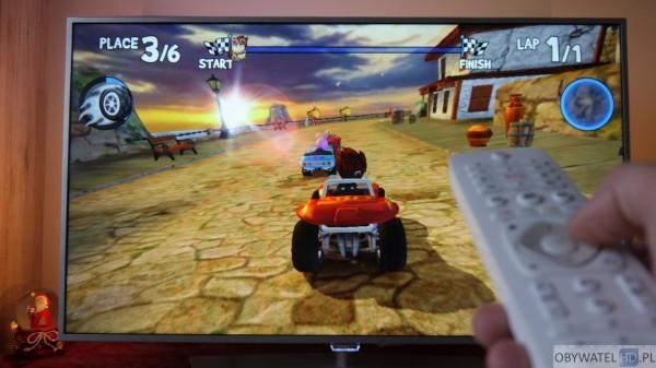 Aplikacja na prezent - Beach Buggy Racing