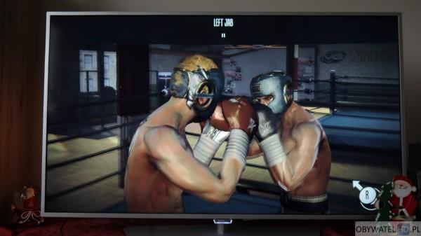 Aplikacja na prezent - Real Boxing