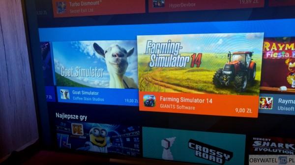 Aplikacja na prezent - farma i koza
