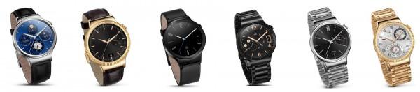 Huawei Watch - wersje
