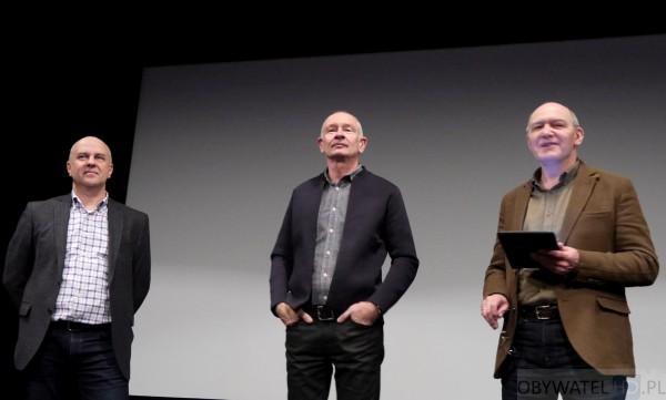 Jędrzej Sabliński, Paweł Edelman i Henryk Chorążewski