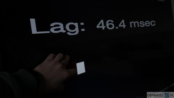 Panasonic CR730 - gry - input lag