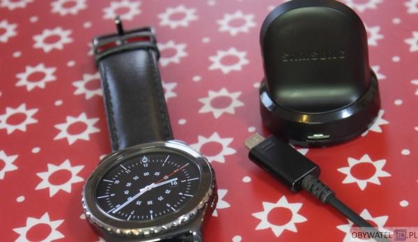Samsung Gear S2 ładowarka