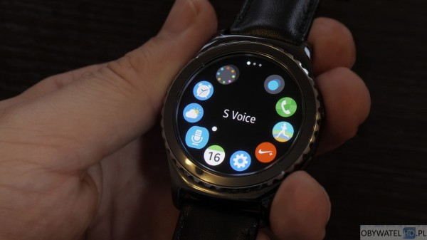 Samsung Gear S2 - s Voice
