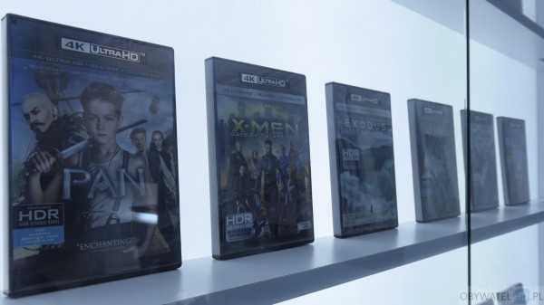 Blu-ray UHD filmy 2
