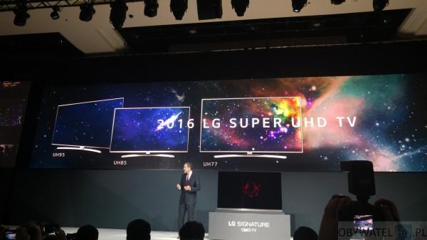 CES 2016 - LG - 2016 Super HD LCD TV