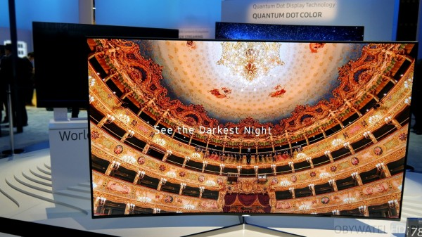 CES 2016 - Samsung Quantum Dot