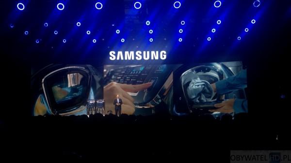CES 2016 - Samsung - pralka