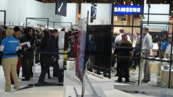 CES 2016 - Samsung - prototyp ultra cienkiego LCD