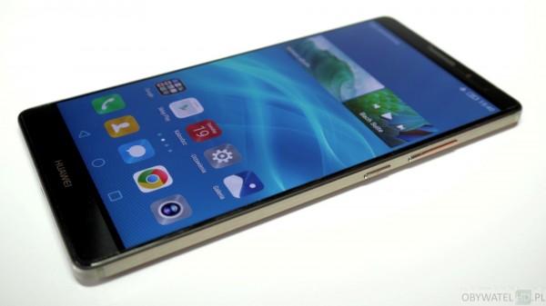 Huawei Mate 8 - przyciski