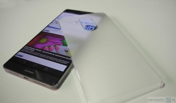 Huawei Mate 8 - zestaw - obudowa