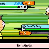 Pocket Mortys - Walka
