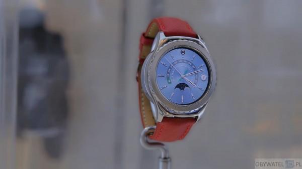 Samsung Gear S2 Platinum