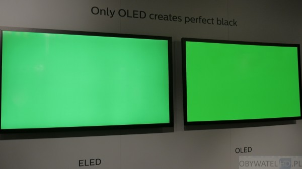 Philips 2016 - LCD vs OLED