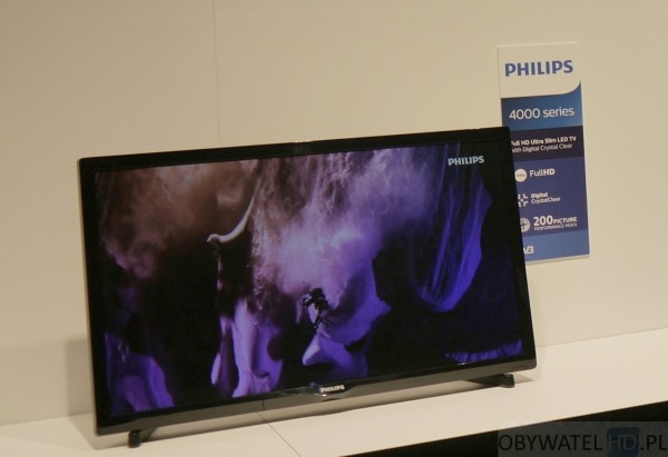 Philips 2016 - Philips 4000 SS