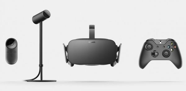 Oculus Rift - zestaw