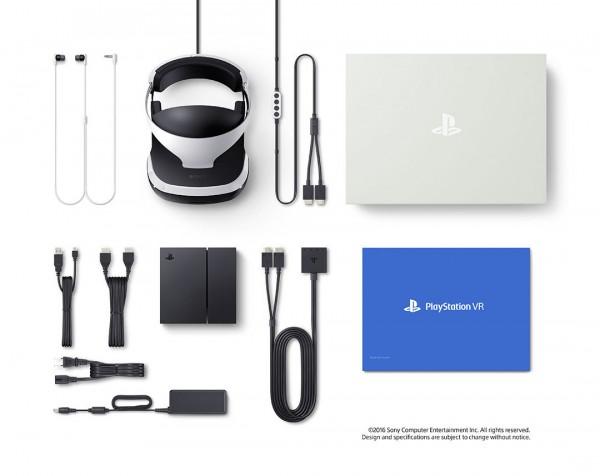 PlayStation VR - zestaw