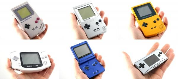 Nintendo Game Boy Fot. JCD1981NL