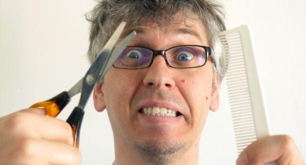 Czekam na automatycznego fryzjera