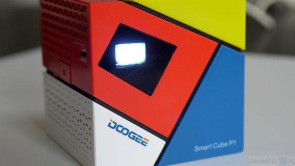 Doogee Smart Cube P1 lampa